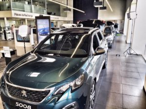 tournage film entreprise publicité pub Peugeot Chartres Dreux Eure et Loir vidéo promo corporate