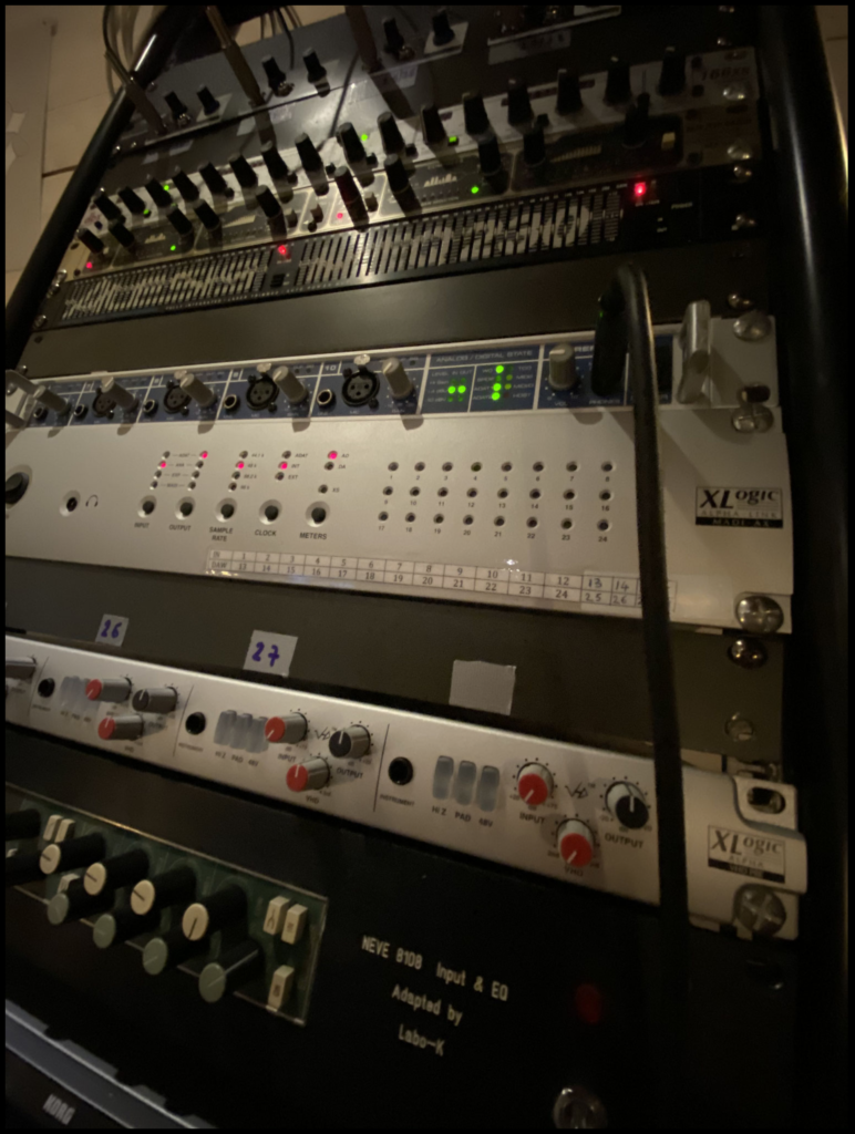 studio mixage film post production eure et loir région centre val de Loire